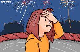 Daftar Kesalahan yang Umum Terjadi ketika Baru Ganti Tahun