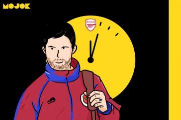 5 Detik yang Memisahkan Arsenal dari Masa Depan