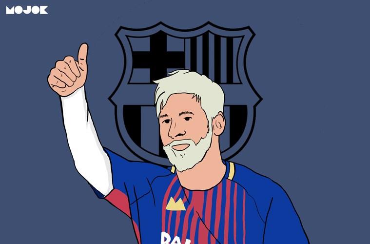 El Clasico Barcelona vs Real Madrid: Gelincir Senja Era Lionel Messi dan Para Tetua MOJOK.CO