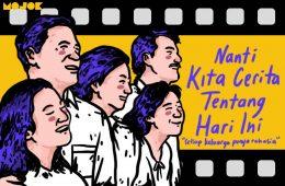 review film nkcthi jadwal film pemeran visinema pictures jalan cerita nanti kita cerita tentang hari ini marchella fp mojok.co