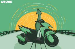 jaket ojol gojek grab buraq warna hijau alasan mojok.co