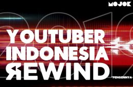 Youtuber Pilihan Mojok.co di 2019