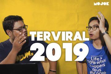 Tulisan dan Peristiwa Terviral 2019