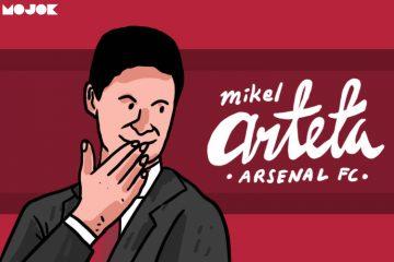 Menimbang Berat Janji Mikel Arteta Untuk Arsenal