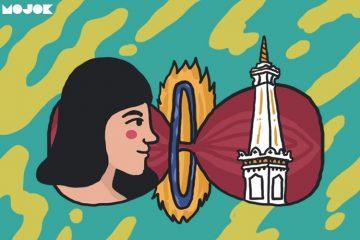 tempat wisata dan kuliner jogja romantisme jogja kla project klitih tempat wisata MOJOK.CO