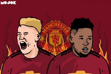 Manchester United, Rashford, dan Duet McTominay-Fred: Big Game Player MOJOK.CO