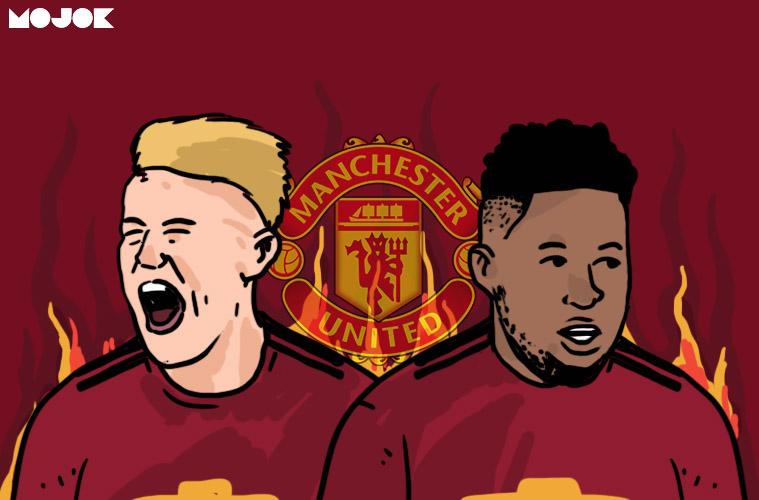 Manchester United, Rashford, dan Duet McTominay-Fred: Big Game Player MOJOK.CO
