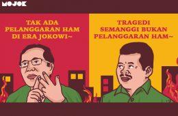 jaksa agung st burhanuddin mahfud md pelanggaran ham tragedi semanggi kejahatan ham mojok.co