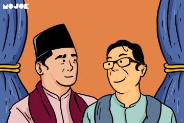 Riza Patria Cawagub DKI Jakarta Sesumbar kalau Pejabat Harus Terbiasa Dibully