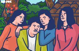 Jika Jokowi, Ahok, atau Anies Masuk ke Dalam Kisah Si Doel