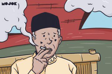 Kiai Ndeso Perokok Berat Tanya Fatwa Rokok ke Kiai Kholil