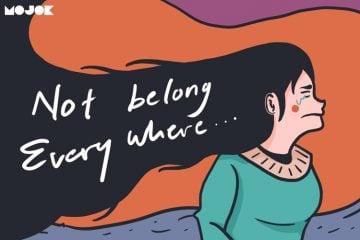 misfit i dont belong anywhere sendirian introvert overthinking kesepian tidak cocok dengan siapa pun di mana pun mojok.co