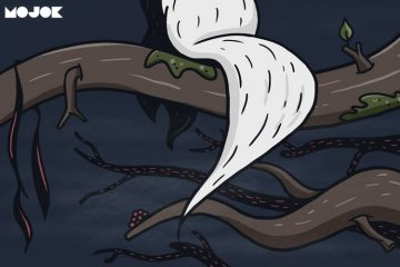 penebangan pohon di monas pohon beringin angker tempat tinggal hantu kuntilanan pocong pohon pisang wewe gombel genderuwo pohon bambu glundung pringis sara wijayanto mojok.co
