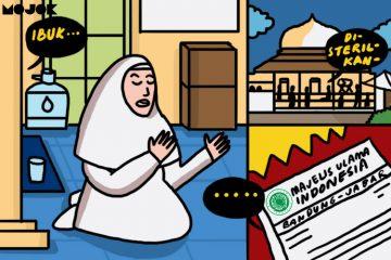 Sebelum Fatwa Sterilkan Masjid dari Warga Tamansari, Baiknya MUI Sterilkan Diri Sendiri
