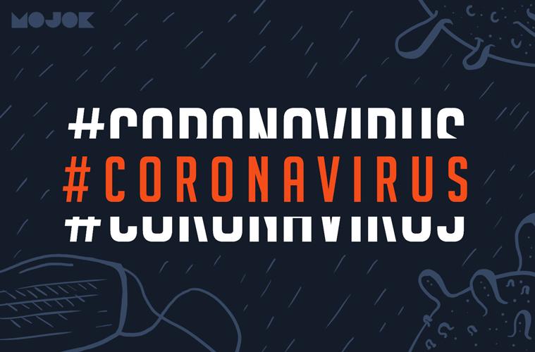 Bercandaan Virus Corona Dan Hal Hal Aneh Lainnya Di Tengah Wabah