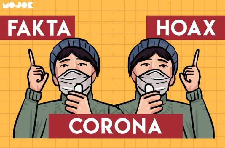 Deretan Hoaks Virus Corona Cek Faktanya Agar Tidak Panik
