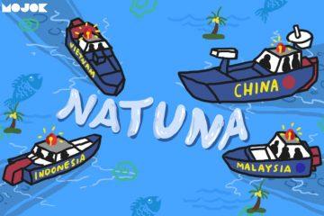 Bukan Cuma Indonesia dan Cina Aja yang Bisa Rebutan Perairan Natuna