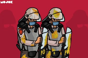 polisi kekerasan interogasi penyiksaan luthfi alfiandi ananda badudu mojok.co