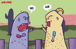istilah bahasa inggris untuk adu argumen keren singkatan bahasa inggris AFAIK CMIIW IMO IMHO prefer no offense comment war FY mojok.co