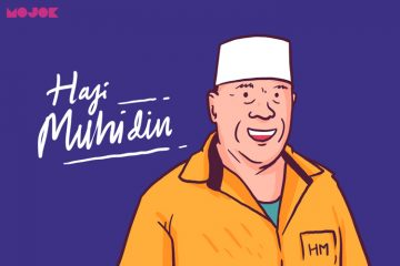 Haji Muhidin MOJOK.CO