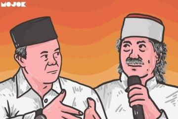 Hidayat Nur Wahid Baiknya Belajar dari Cak Nun Agar Isu Corona Tak Berubah Jadi Sentimen Anti-Cina