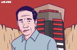 Jokowi Yakin KPK Tak Dilemahkan: Lihat Dua atau Tiga Tahun ke Depan