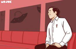 alasan jokowi di periode kedua jadi presiden suka buat kebijakan yang tidak populis dibenci masyarakat reshuffle kabinet indonesia maju mojok.co