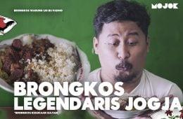 Brongkos Legenda Jogja Kesukaan Sultan: Warung Ijo Bu Padmo