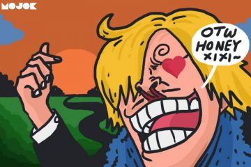 ciri karakter cowok bucin tanda contoh mojok.co singkatan bucin arti bucin definisi bucin