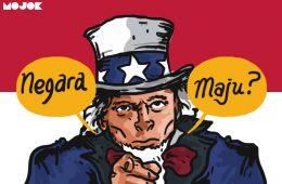 Menelusuri Klaim Amerika Serikat yang Bilang Indonesia Negara Maju