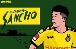 jadon sancho manchester united bursa pemain pogba mbappe mojok.co