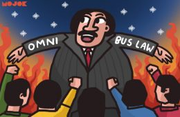 pengurangan jam kerja omnibus law