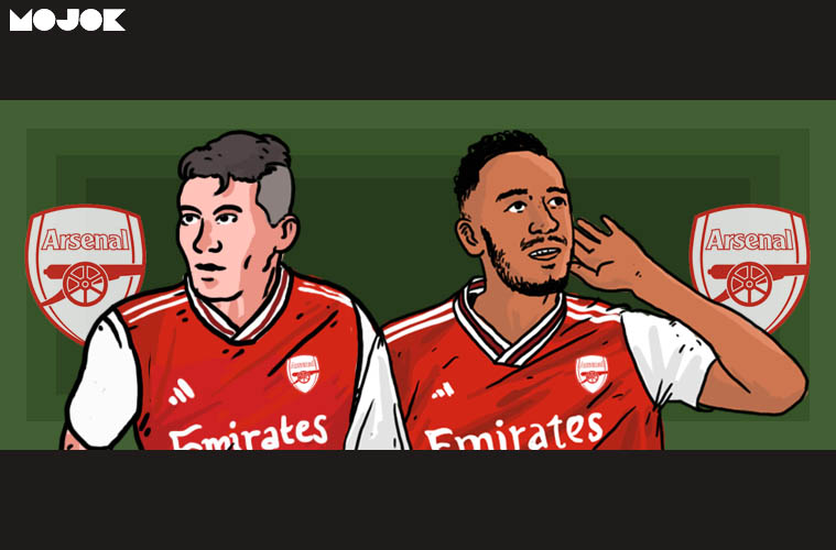 aubameyang torreira arsenal MOJOK.CO
