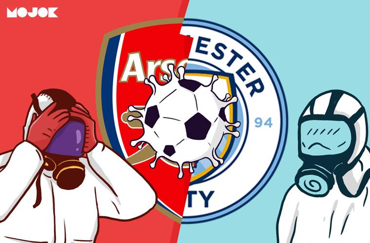 arsenal manchester city virus corona liga inggris MOJOK.CO