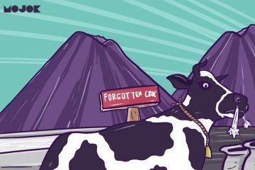 Rasanya Hidup di 'Kota Susu' Boyolali Padahal Kamu Punya Fobia Susu
