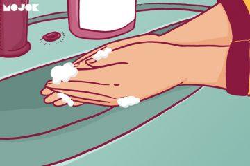 cuci tangan pakai sabun hand sanitizer virus corona efektif bunuh kuman norovirus diare alkohol efektif bunuh corona hand sanitizer tidak membunuh corona cuci tangan 20 detik mojok.co
