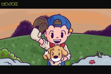 Daftar Dosa yang Kita Lakukan Saat Main Harvest Moon kesalahan harvest moon event popuri karen anjing kuda mineral town nama karakter game seru masa kecil PS 1 rekomendasi game mojok.co
