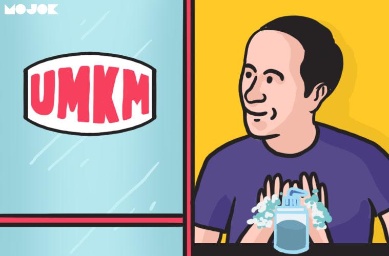 Jokowi Longgarkan Kredit UMKM karena Efek Corona dan Cara Kita Meredam Risiko Krisis Ekonomi dengan Sederhana