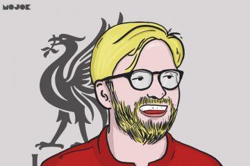 Jurgen Klopp Liverpool virus corona MOJOK.CO
