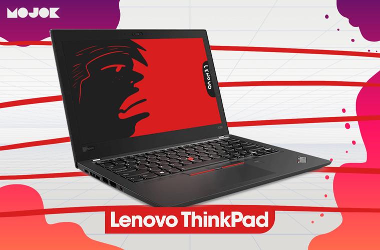 Laptop Lenovo ThinkPad MOJOK.CO