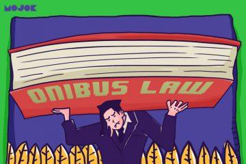 omnibus law merugikan investor dan peerintah pekerja buruh manufaktur kantoran gejayan memanggil lagi demo omnibus law memahami omnibus law tuntutan penolakan RUU Cilaka mojok.co