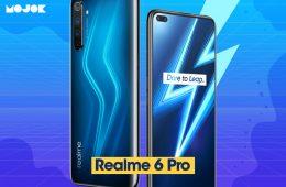 Realme 6 Pro hape kelas menengah MOJOK.CO