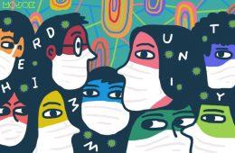 herd immunity kekebalan kelompok khofifah indar parawansa virus corona COVID-19 tubuh kebal corona flu spanyol risiko herimmunity adalah mojok.co