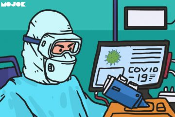 prediksi ahli berakhinya pandemi corona michael levitt penerima nobel biofisika ramalan corona p2sm ITB prediksi corona selesai setelah lebaran endemi jumlah kasus corona COVID-19 wabah flu spanyol h5n1 mojok.co
