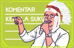 pekerjaan jokowi pandemi virus corona nomor satu media kompetisi Komentar Kepala Suku mojok puthut ea