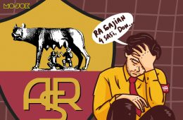 AS Roma Relakan Gaji 4 Bulan, Arsenal Potong Gaji pandemi corona MOJOK.CO