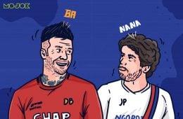 juninho, beckham, inggris, brasil, ligue 1, la liga, ronaldo, dybala mojok.co
