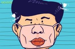 desain masker anti mainstream masker durian wajah syahrini masker renda masker pengantin masker bedah penimbun masker jual masker aman virus corona mojok.co
