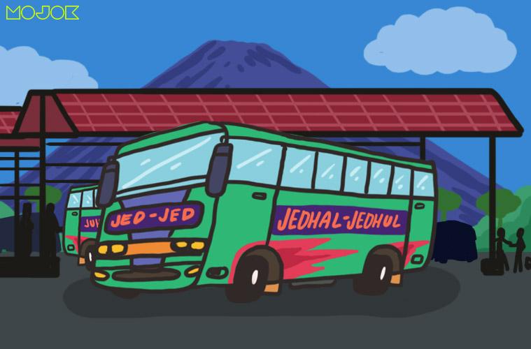 Ngobrol Sama Bus AKAP: Ditendang Pemprov Jakarta, Digantung Luhut Panjaitan