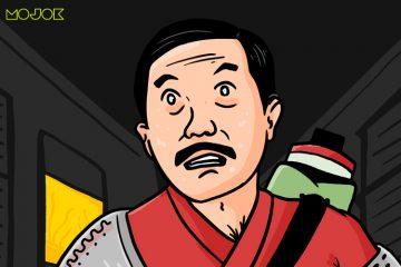 Luhut Panjaitan, pandemi, karakter bangsat, Indonesia, donasi, gotong royong mojok.co